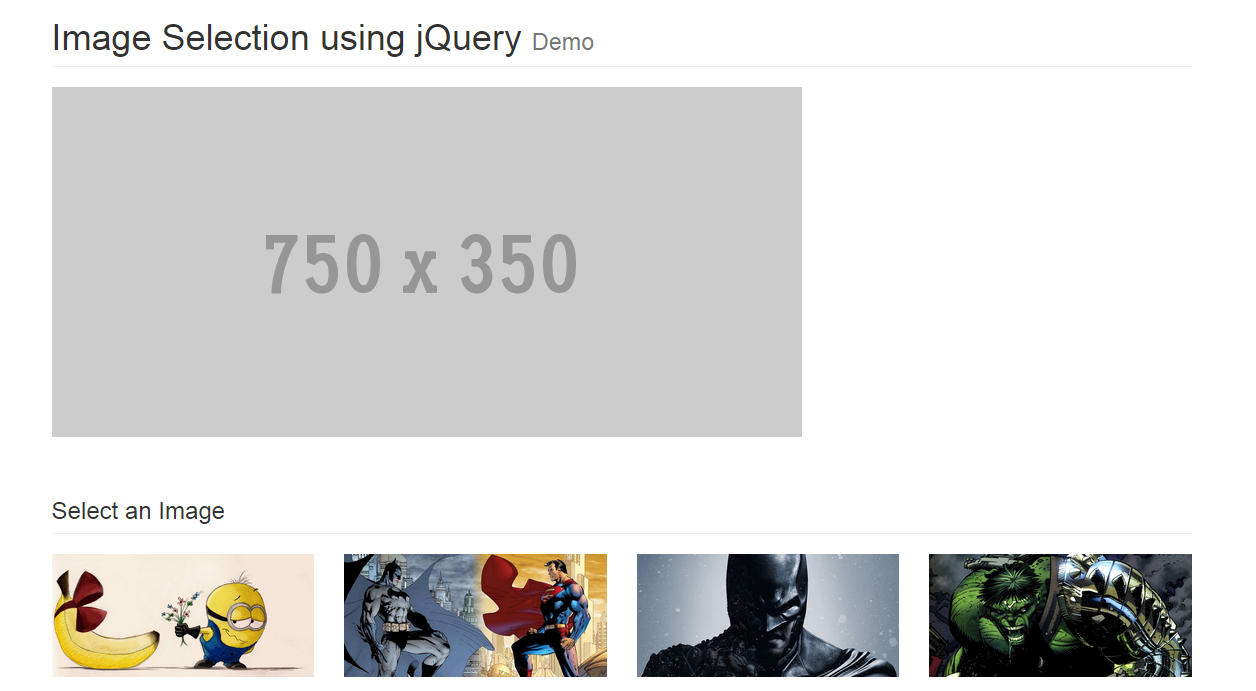 Post image for Change Image Source using jQuery