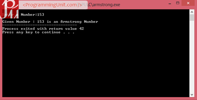 Shell Script to find Armstrong number between 1 to 500